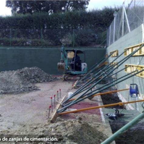 Para la construcción de muros de contención