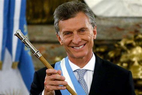 Para los líderes de opinión, Macri fue la figura argentina ...