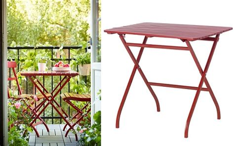 Para nuestra familia: Mesas terraza ikea