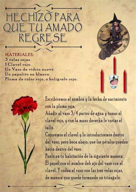 Para que regrese el ser amado | Rituales | Conjuros de ...
