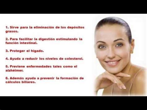 Para Que Sirve La Lecitina De Soya   Beneficios De La ...