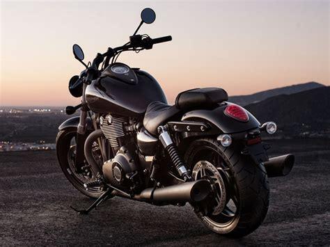 Para recorrer largas distancias en una moto custom sin ...