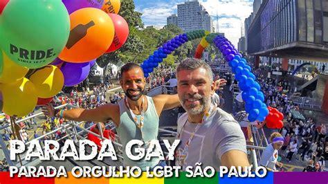 Parada LGBT de São Paulo: a Maior Gay Pride do Mundo   YouTube