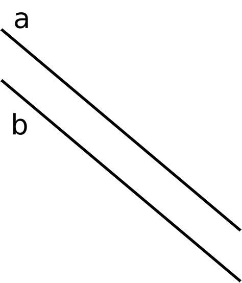 Paralelismo  matemática    Wikipedia, la enciclopedia libre