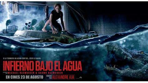 """Paramount Pictures estrena mañana """"Infierno bajo el agua ..."""