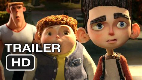 ParaNorman Official Trailer #2   Stop Motion Movie  2012 ...
