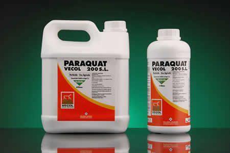 Paraquat é o segundo agrotóxico mais usado no norte do ES ...