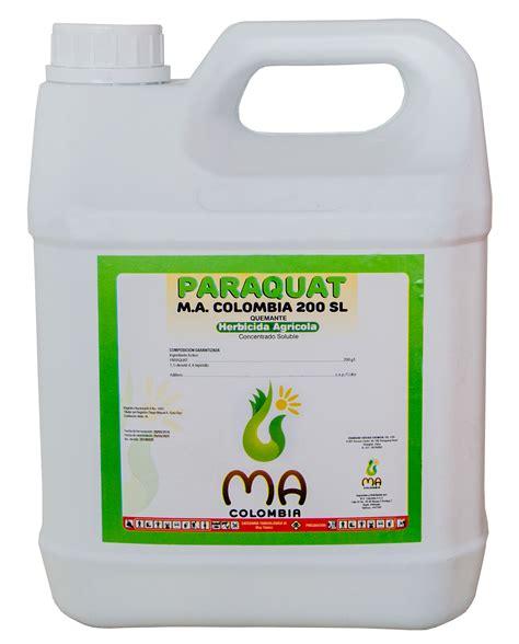 Paraquat | Ma Colombia