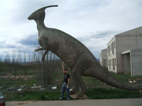 Parasaurolophus en Garray  Soria  | Dinosaurios  El ...