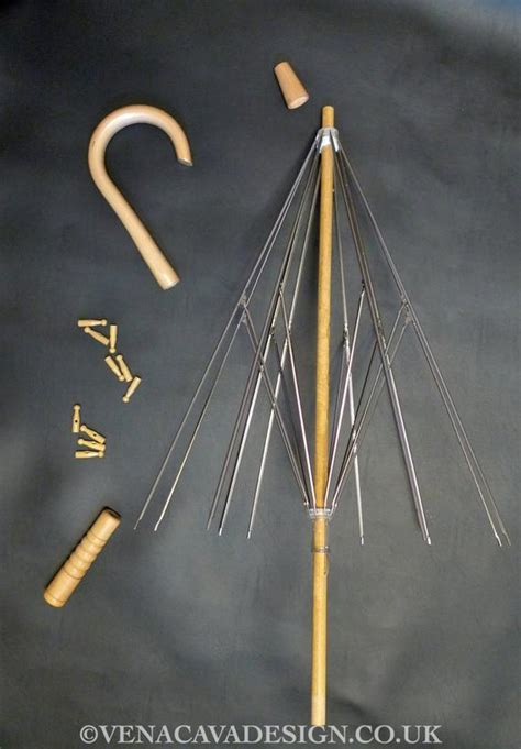 Parasol Kit Adult. Frame and instructions to make your own