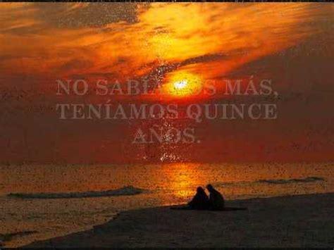 PARAULES D AMOR  palabras de amor  SERRAT SUBTITULOS EN ...