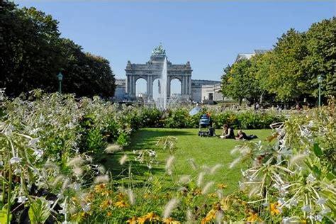 Parc of Cinquantenaire The Cinquantenaire is one of the ...