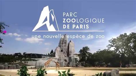 Parc Zoologique de Paris   YouTube