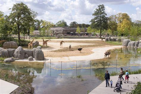 Paris Zoological Park   Topos