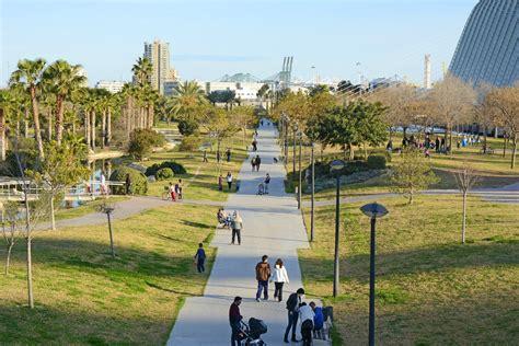 Parks of Valencia part 1