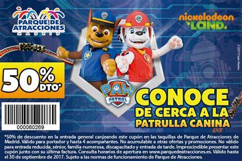 Parque de Atracciones: 50% de descuento con Movistar