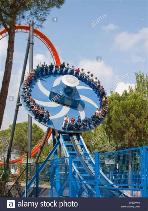 Parque de Atracciones de Madrid Spain Amusement Park | My ...