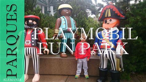 Parque de atracciones Playmobil Fun Park Nuremberg ...