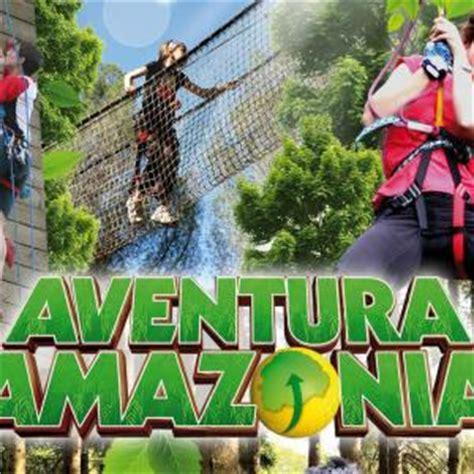Parque de Aventura Amazonia Cercedilla | Liteame
