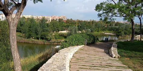 Parque de cabecera   Parques, Río, Valencia