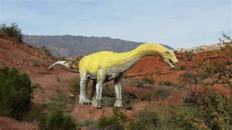 Parque de Dinosaurios, Sanagasta La Rioja   YouTube