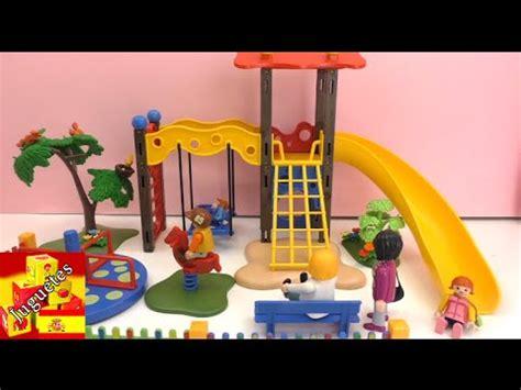 Parque de juegos de Playmobil   playmobil parque infantil ...