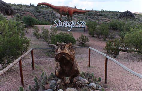 Parque de los Dinosaurios en la Rioja – Diario Federal