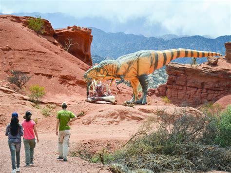 Parque de los Dinosaurios, Parque Geologico en La Rioja ...