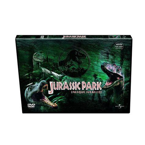 Parque Jurasico 1 Dvd Edicion un disco