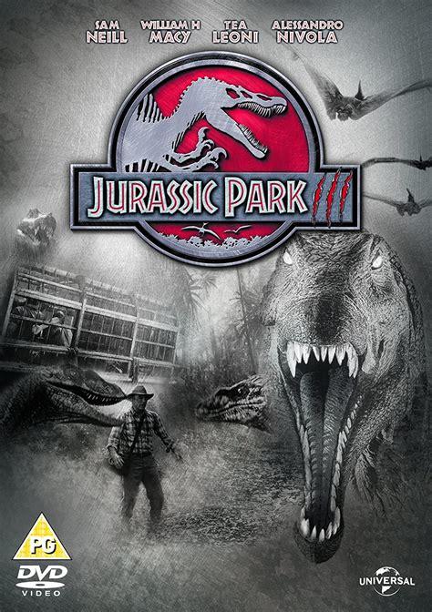 Parque Jurásico III Pelicual Completa En Español HD