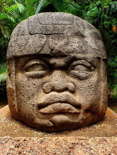 Parque Museo de La Venta, Tabasco | Olmecas, Cabeza olmeca