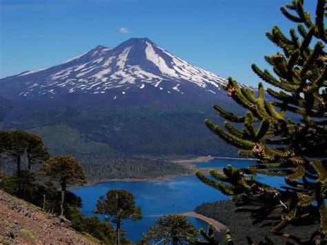 Parque Nacional Conguillio, Chile  Part 2    YouTube