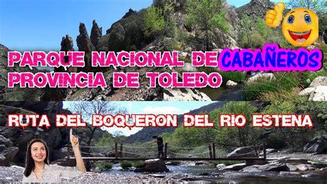 Parque Nacional de Cabañeros , Provincia de Toledo , Ruta ...