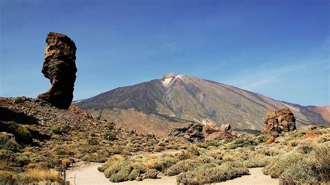 Parque Nacional del Teide Tenerife   YouTube