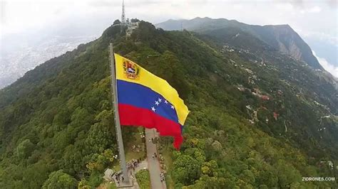 Parque Nacional El Ávila. Bandera de Venezuela. ZIDRONES ...