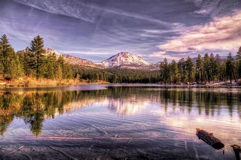 Parque Nacional Lassen: el volcán más joven de California
