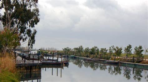 Parque Natural de la Albufera en Valencia