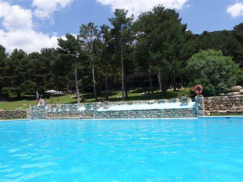 Parque recreativo Las Berceas   Ayuntamiento de Cercedilla