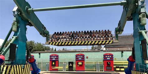 Parque Warner en Madrid   50% Descuento   Entradas