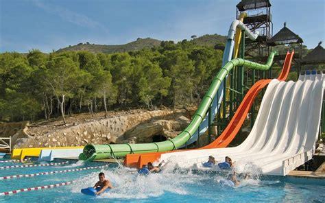 Parques acuáticos en la Comunidad Valenciana en 2018