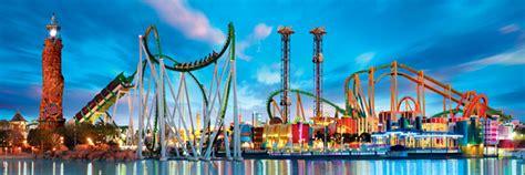 Parques temáticos en Orlando: selección y consejos