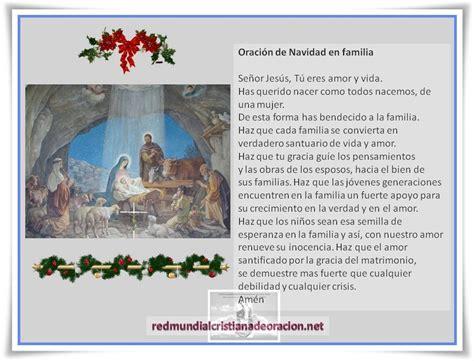 Parroquia La Inmaculada: Oraciones para la Navidad ...