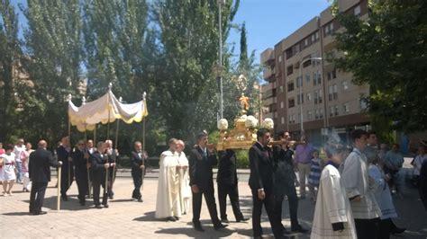 Parroquia Santo Tomás de Villanueva. Granada: junio 2015