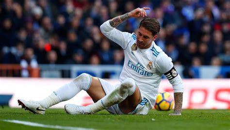 PARTE MÉDICO | Sergio Ramos sufre una una lesión muscular ...