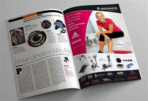 Partes de la revista