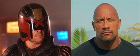 ¿Participará Dwayne Johnson en la secuela de  Dredd ...