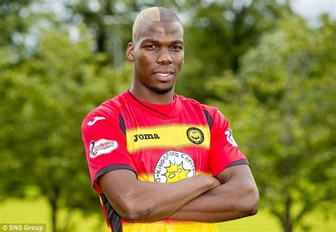 Partick Thistle complete the signing of Mathias Pogba ...