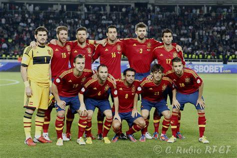 Partido Clasificación mundial: Georgia 0 1 España ...