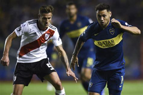 Partido de River y Boca se disputará fuera de Argentina