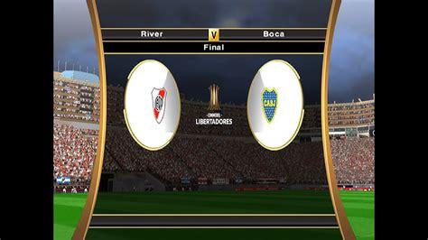 PARTIDO RIVER VS BOCA FINAL ÚNICA¡¡¡¡¡   YouTube